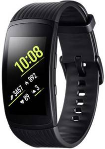 Fitness-Tracker Samsung Gear Fit 2 Pro L Schwarz