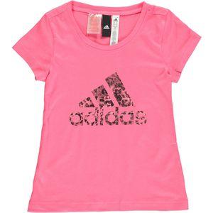 Mädchen Sport Shirt mit großem Print