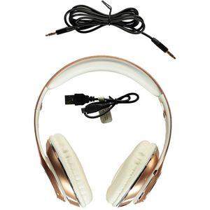 Bluetooth Kopfhörer in Gold