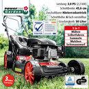 Bild 1 von Powertec Garden Benzin-Rasenmäher Eco Wheeler 460/5in1 R
