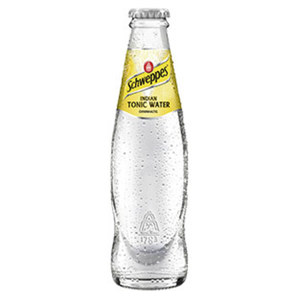 Schweppes Tonic Water jede 200-ml-Flasche