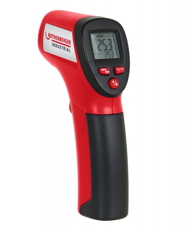 Rothenberger Industrial Infrarot-Thermometer Economy