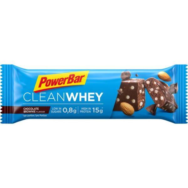 PowerBar CLEAN WHY Chocolate Brownie Flavour 3.98 EUR/100 g (18 x 45.00g)