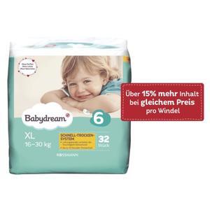 Babydream Windeln XL