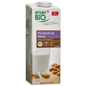enerBiO Bio Mandeldrink Natur