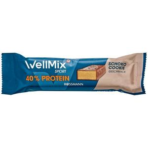 WellMix Sport Riegel Schoko Cookie 1.53 EUR/100 g