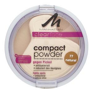 Manhattan Clear Face Compact Powder Natural 77 44.33 EUR/100 g