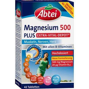 Abtei Magnesium 500 Plus 8.05 EUR/100 g