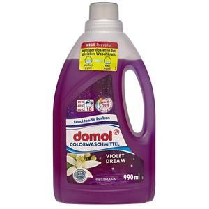 domol Flüssigcolorwaschmittel Violet Dream 18 WL 0.15 EUR/1 WL