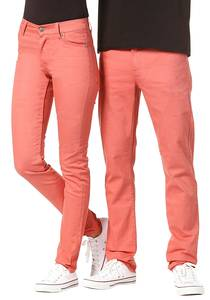 Cheap Monday Tight Jeans - Rot