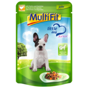 MultiFit Junior Pouch Jelly 24x100g