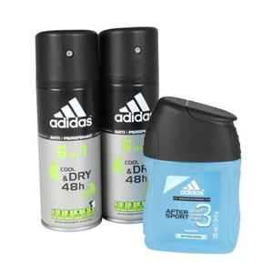 Adidas Cool&Dry 48h Anti-Perspirant 2x150ml