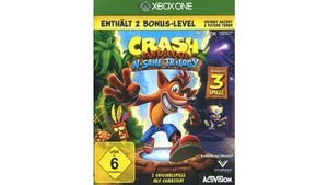Crash Bandicoot - N.Sane Trilogy