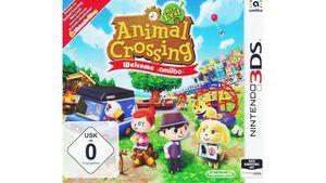 Animal Crossing - New Leaf: Welcome amiibo