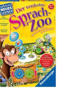 Ravensburger Lernspiele - Der verdrehte Sprach-Zoo