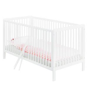 Babybett Lenny Kids - 70x140cm - Weiß, Pinolino