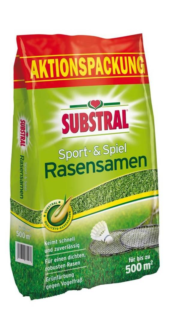 Substral Sport & Spiel 5 kg - Rasensaat Celaflor