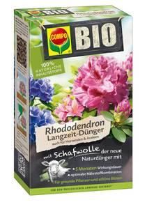 Bio Rhododendron Langzeit Dünger in verschiedenen Packungsgrößen Compo