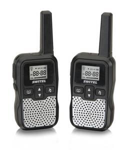Funkgeräte-Set mit automatischer Sprachaktivierung Switel