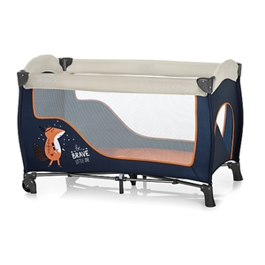 Hauck- Reisebett Sleep´n Play Go Plus, Fox
