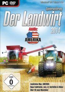 PC Der Landwirt 2014 Amerika Addon