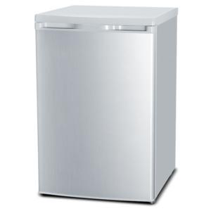 MEDION Kühlschrank MD 13854 mit 130 L, Klimaklasse ST/N, wechselbarer Türanschlag - Energieeffizienzklasse A++, silber