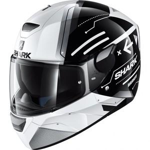 Shark helmets            SKWAL Warhen White XL