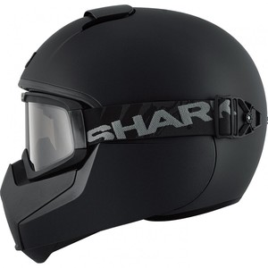 Shark helmets            Vancore Blank Mat XS