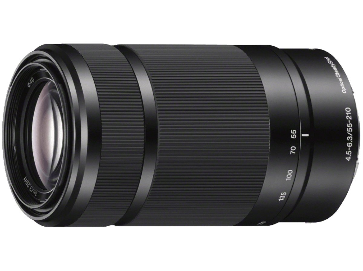 Bild 2 von SONY Alpha 6000 Kit Systemkamera, 24.7 Megapixel, 2x opt. Zoom, Full HD, Exmor APS-C Sensor, Externer Blitzschuh, Near Field Communication, WLAN, 16-50 mm, 55-210 mm Objektiv, Autofokus, Schwarz