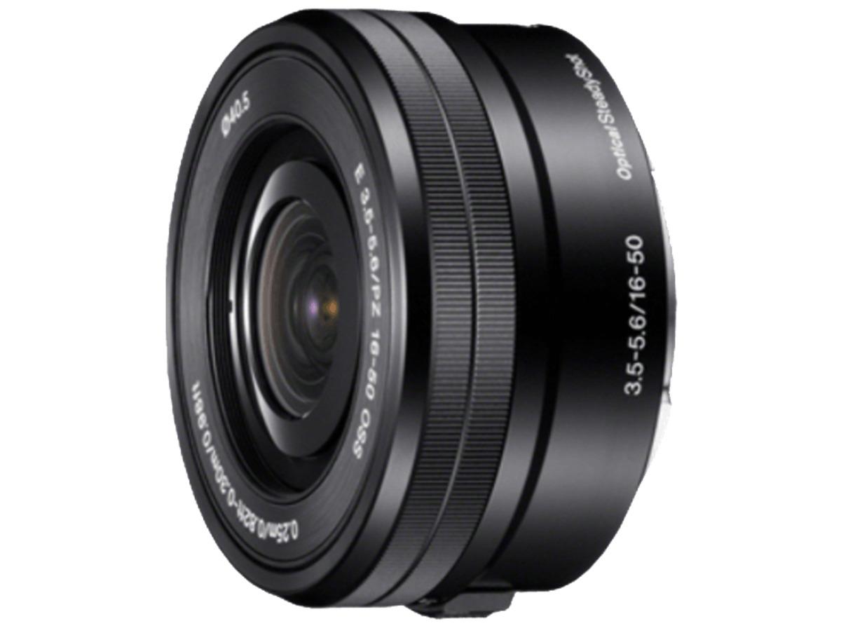 Bild 5 von SONY Alpha 6000 Kit Systemkamera, 24.7 Megapixel, 2x opt. Zoom, Full HD, Exmor APS-C Sensor, Externer Blitzschuh, Near Field Communication, WLAN, 16-50 mm, 55-210 mm Objektiv, Autofokus, Schwarz