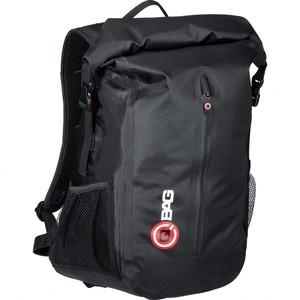 QBag            Rucksack 08 wasserdicht bis zu 30 Liter schwarz