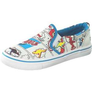 KangaROOS K-Comic Slip On Slipper Jungen bunt