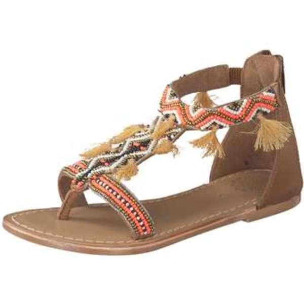 Leone Sandale Mädchen braun von Siemes für 19,95 € ansehen ... 715c32fc42