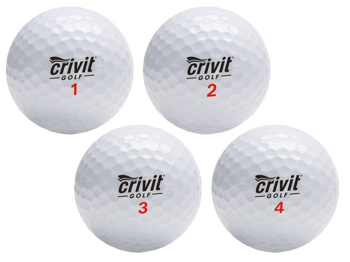 Bild 1 von CRIVIT® Premium-3-Piece-Golfbälle