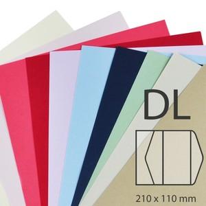 Rico Design Umschlagtaschen Essentials DL 5 Stück