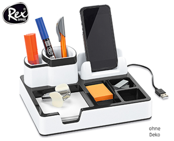 Rex®  OFFICE Desk-Organizer