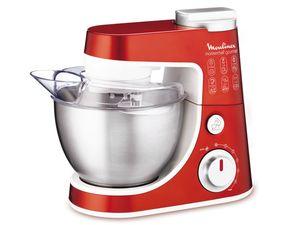 moulinex Küchenmaschine Masterchef Gourmet Plus QA404H/G