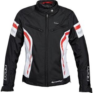 FLM            Sports Damen Textil Jacke 2.1 schwarz/weiß