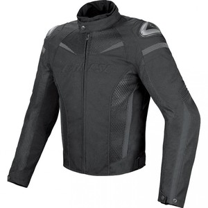 Dainese            Super Speed D-Dry Textiljacke schwarz/anthrazit 50