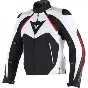 Dainese            Hawker D-Dry Textiljacke schwarz/weiß