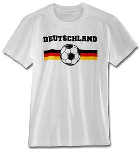 """T-Shirt """"Deutschland"""" (Größe: M)"""