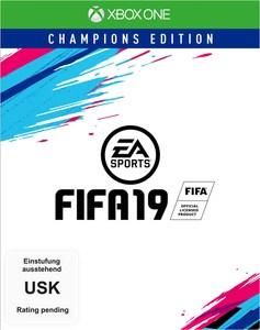 Microsoft Xbox One FIFA 19 Champions Edition