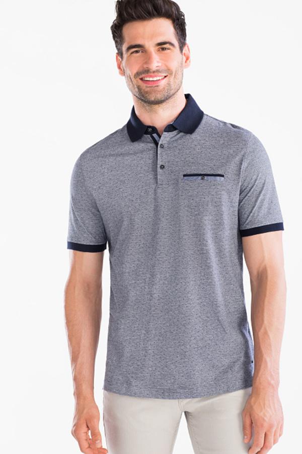 populärer Stil super günstig im vergleich zu Detaillierung Westbury Premium, Poloshirt - gepunktet