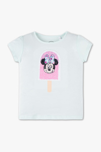 Disney Girls         Minnie Maus - Kurzarmshirt