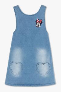 Disney Girls         Minnie Maus - Jeans-Latzkleid
