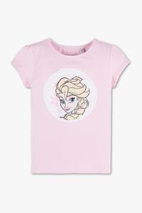 Disney Girls         Die Eiskönigin - Kurzarmshirt