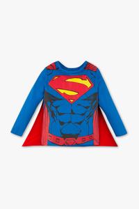 Superman - Langarmshirt - Bio-Baumwolle