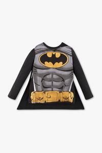 Batman - Langarmshirt - Bio-Baumwolle