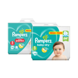 Pampers baby-dry Megapack