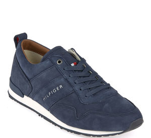 Tommy Hilfiger Sneaker - ICONIC NUBUCK LEATHER RUNNER
